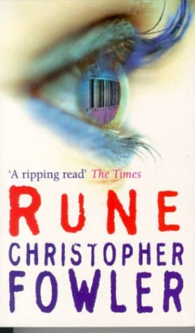 Rune by Christopher Fowler