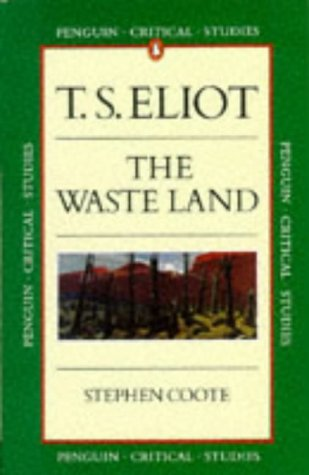 T.S. Eliot: The Wasteland