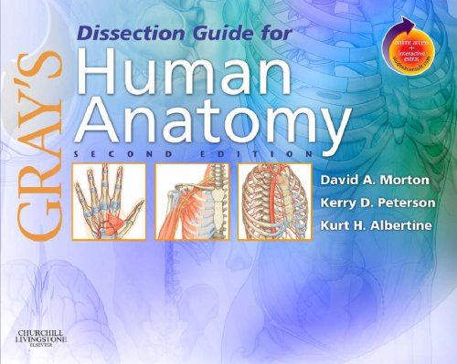 Gray's Dissection Guide for Human Anatomy: With Student Consult Online Access