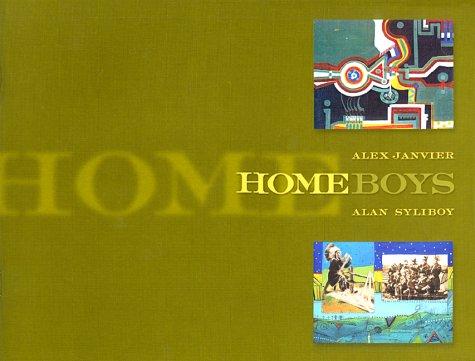 Homeboys Alex Jenvier & Alan Syliboy P