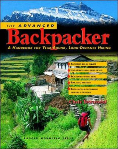 The Advanced Backpacker by Chris Townsend