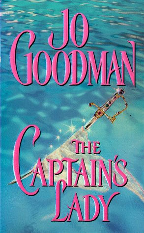 The Captain's Lady by Jo Goodman