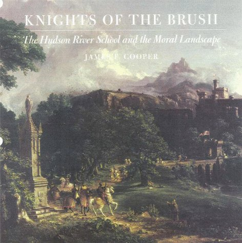 Knights of the Brush by James F. Cooper