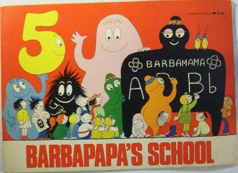 Barbapapa's School