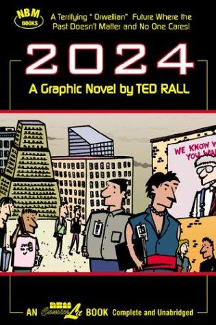 Descargar en línea gratis 2024: A Graphic Novel