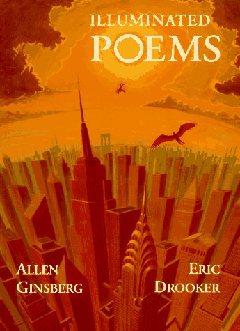 Ebook Illuminated Poems by Allen Ginsberg DOC!
