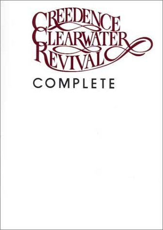 Creedence Clearwater Revival Complete: Piano/Vocal/Chords