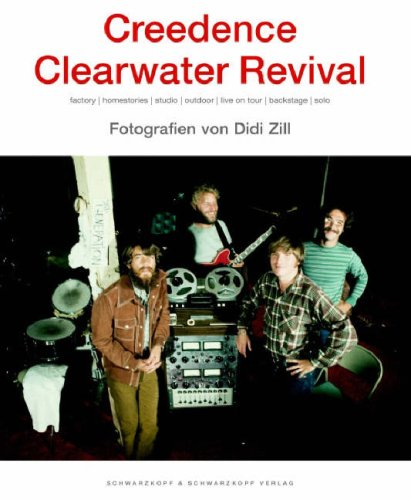 Creedence Clearwater Revival: Photographs by Didi Zill