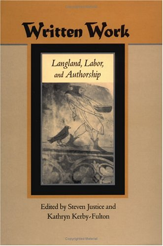 Written Work: Langland, Labor, and Authorship