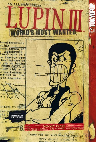 Lupin III - World's Most Wanted Volume 8 (Lupin III (Graphic Novels))