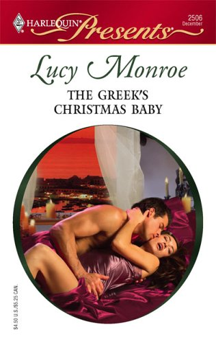 The Greek's Christmas Baby (Kouros Brothers Duo, #2; Greek Tycoons, #3)