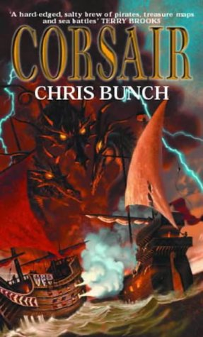 Corsair by Chris Bunch