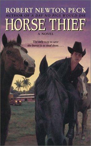 Ebook Horse Thief by Robert Newton Peck DOC!