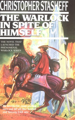 The Warlock in Spite of Himself by Christopher Stasheff