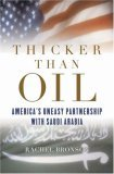 Thicker Than Oil by Rachel Bronson