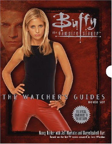 Buffy the Vampire Slayer. The Watcher's Guides