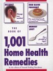 Book of 1001 Home Health Remedies