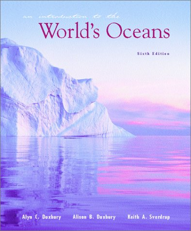 Introduction To The World's Oceans With E Text And Ready Notes