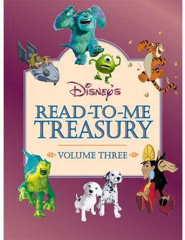 Read-To-Me Treasury by Walt Disney Company