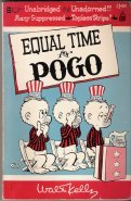Equal Time for Pogo by Walt Kelly