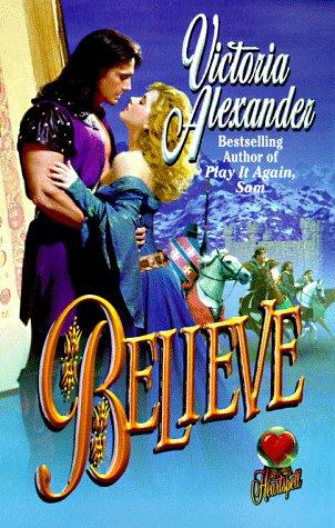 Believe By Victoria Alexander border=