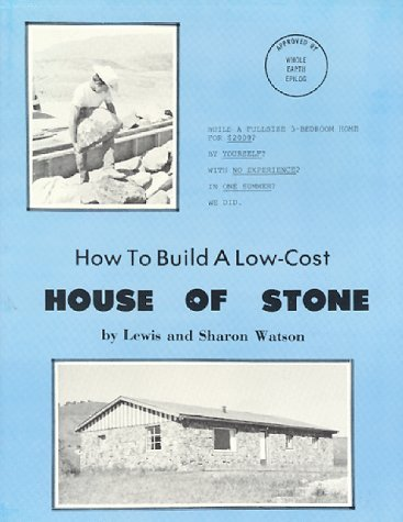 How to Build a Low-Cost House of Stone