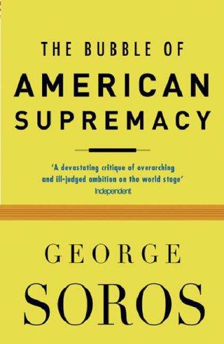 Bubble Of American Supremacy