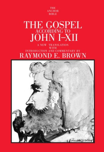 The gospel according to john i xii by raymond e brown fandeluxe Images