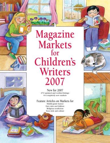 Magazine markets for children's writers par Marni Mcniff