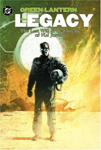 Legacy: The Last Will and Testament of Hal Jordan