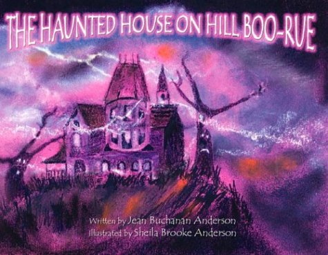 The Haunted House on Hill Boo-Rue