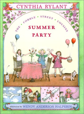 Summer Party by Cynthia Rylant