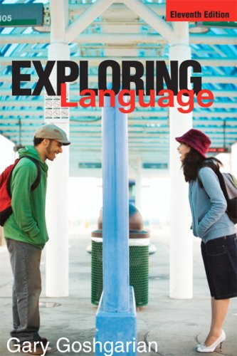 Exploring language by gary goshgarian 664992 fandeluxe Image collections