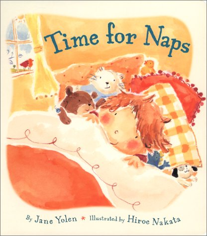 Time for Naps by Jane Yolen