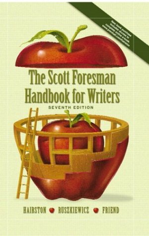 Scott Foresman Handbook for Writers with I-Book & 2003 MLA Update Package, Seventh Edition