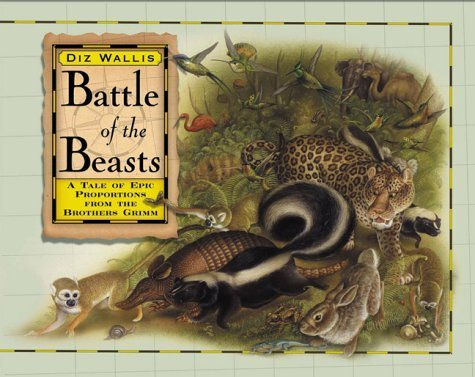Battle of the Beasts: A Tale of Epic Proportions from the Brothers Grimm