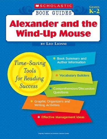 Alexander and the Wind-up Mouse Book Guide
