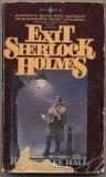 Exit Sherlock Holmes