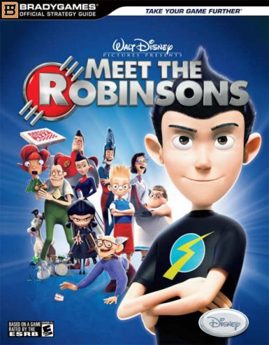 Meet the Robinsons Official Strategy Guide