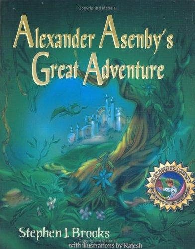 Alexander Asenby's Great Adventure
