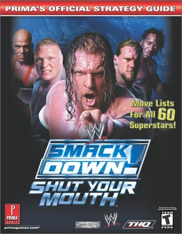 wwe-smackdown-shut-your-mouth-prima-s-official-strategy-guide