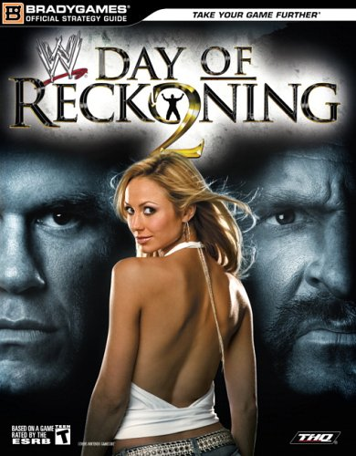 WWE Day of Reckoning 2 Official Strategy Guide