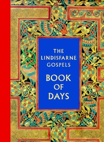 Lindisfarne Gospels Book of Days