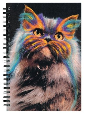 Famous Painted Cats Journal