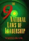 The Nine Natural Laws of Leadership