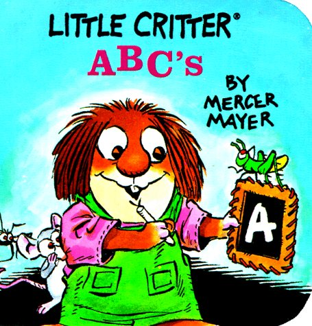 Little Critter's ABC (A Chunky Book)