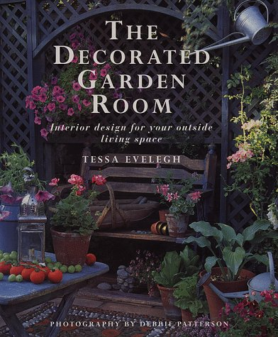 Decorated Garden Room