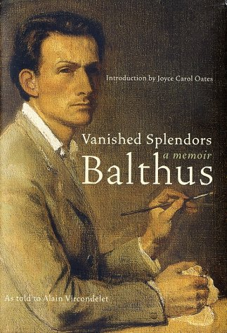 Vanished Splendors: A Memoir