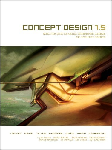 Concept Design 1.5: Works from Seven Los Angeles Entertainment Designers and Seven Guest Artists