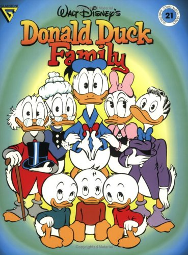 Walt Disney's Donald Duck Family by Carl Barks